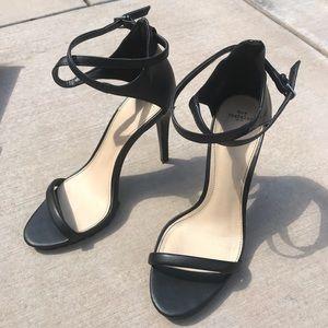 Zara Skinny Strap Heels
